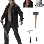 NECA Toys Friday the 13th (2009) Ultimate Jason 7-inch Action Figure