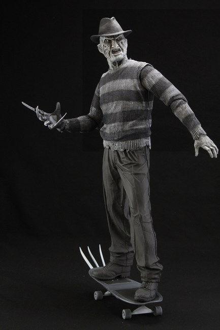 NECA Toys A Nightmare on Elm Street-5: The Dream Child Super Freddy Krueger 7-inch Action Figure