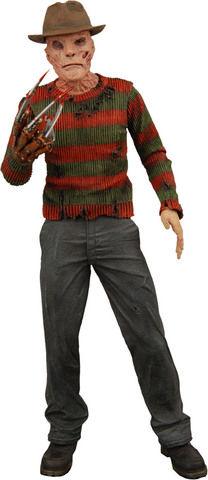 NECA Toys A Nightmare on Elm Street (2010) Freddy Krueger 7-inch Action Figure