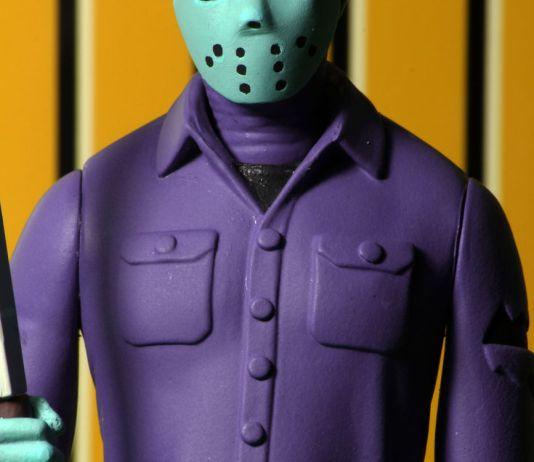 NECA Toys Toony Terrors Friday the 13th Video Game Jason