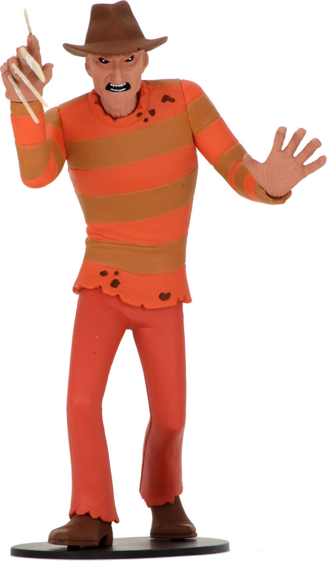 NECA Toys Toony Terrors A Nightmare on Elm Street Video Game Freddy Krueger