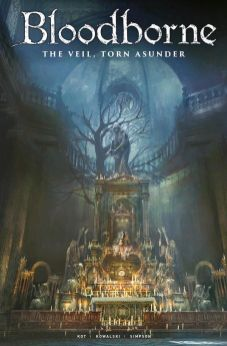 Titan Comics Bloodborne Issue #15 Cover C Game Art