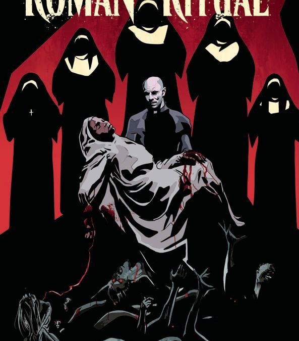 Amigo Comics Roman Ritual Vol. 2 #4 Cover A by Jaime Martinez