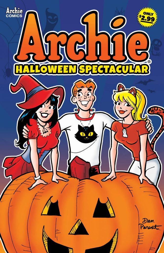 Archie Halloween Spectacular (2019) #1 Cover by Dan Parent