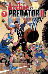 Archie Comics Archie vs Predator II #3 Cover C by Phil Hester