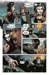 Dark Horse Comics Count Crowley: Reluctant Midnight Monster Hunter #1 Preview Page 2