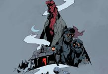 Dark Horse Comics Hellboy and the B.P.R.D.: Long Night at Goloski Station One-Shot Cover A by Mike Mignola