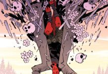 Dark Horse Comics Hellboy and the B.P.R.D.:Saturn Returns #3 Cover A by Christopher Mitten