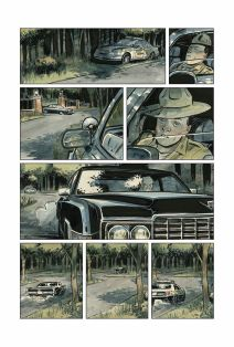 Dark Horse Comics Manor Black #4 Preview Page 3