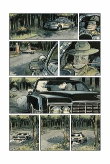 Dark Horse Comics Manor Black #4 Preview Page 3
