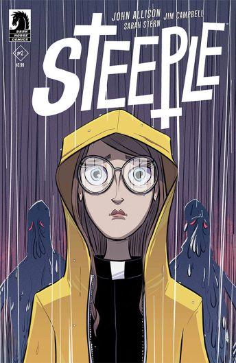 Dark Horse Comics Steeple #2 Cover A by John Allison