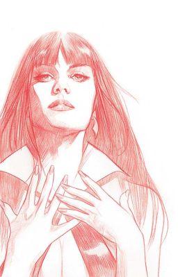 Dynamite Entertainment Vengeance of Vampirella Cover C (Tint, Virgin) by Ben Oliver