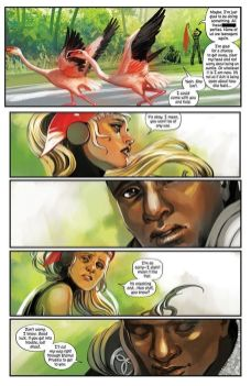 Image Comics Die #8 Preview Page 2
