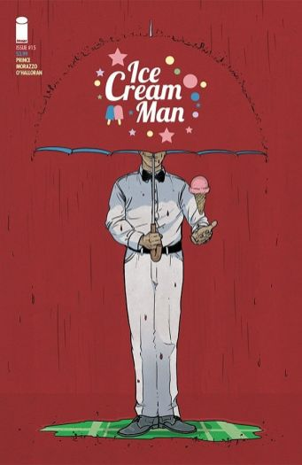 Image Comics Ice Cream Man #15 Cover B by Patrick Horvath