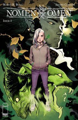 Image Comics Nomen Omen #1 Cover B by Olivier Coipel