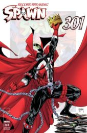 Image Comics Spawn #301 Cover A by Todd McFarlane