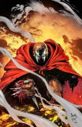 Image Comics Spawn #301 Cover C (Virgin) by Greg Capullo