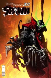 Image Comics Spawn #301 Cover D by Jason Shawn Alexander