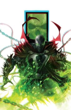 Image Comics Spawn #301 Cover G by Francesco Mattina