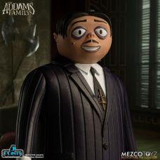 Mezco Toyz 5 Points The Addams Family (2019) Gomez Action Figure