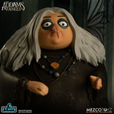 Mezco Toyz 5 Points The Addams Family (2019) Grandma Action Figure