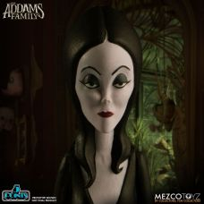 Mezco Toyz 5 Points The Addams Family (2019) Morticia Action Figure