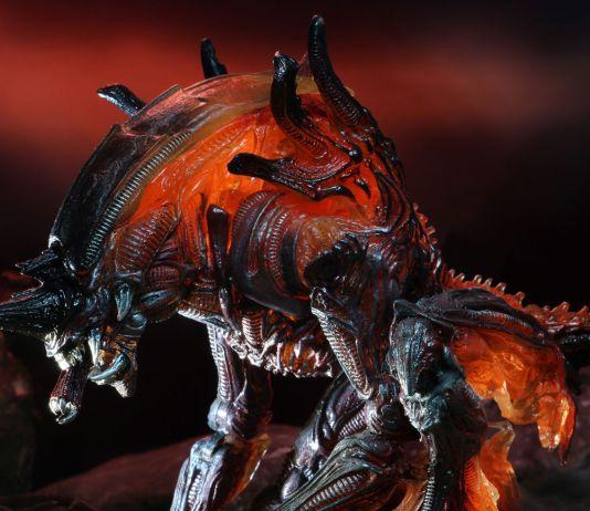 NECA Toys Aliens Rhino Alien 7-inch Action Figure