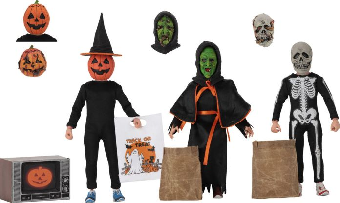 NECA Toys Halloween 3: Season of the Witch 8-inch Action Figure Set