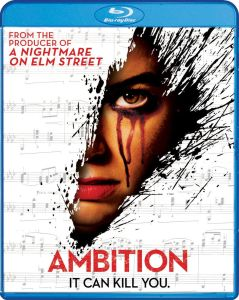Scream Factory Ambition (2019) Blu-ray Cover