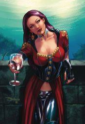 Zenescope Entertainment Van Helsing vs Dracula's Daughter #3 Cover C by Derlis Santacruz