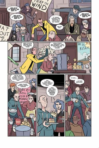 Dark Horse Comics Steeple #3 Preview Page 4