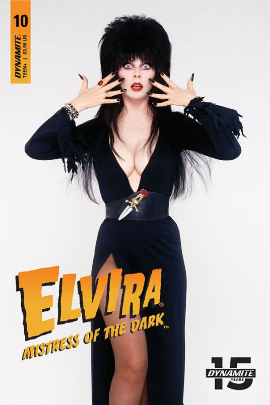 Dynamite Entertainment Elvira: Mistress of the Dark Cover D (Photo)