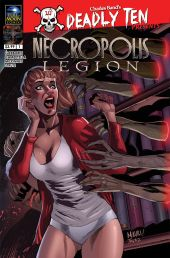 Full Moon Comix Necropolis Legion One-Shot Cover A by Mauricio Campetella