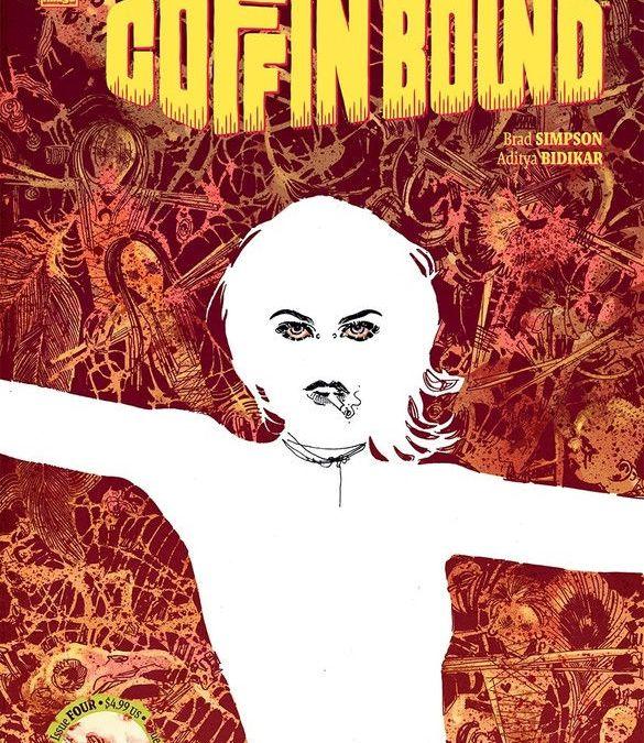 Image Comics Coffin Bound #4 Cover by Dani