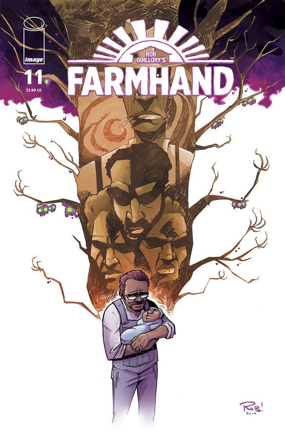 Image Comics Farmhand #11 Cover A by Rob Guillory