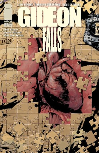 Image Comics Gideon Falls #18 Cover A by Andrea Sorrentino