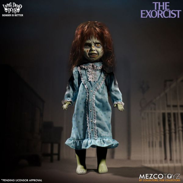 Mezco Toyz Living Dead Dolls Presents The Exorcist
