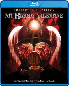 Scream Factory My Bloody Valentine Collector's Edition Blu-ray Cover