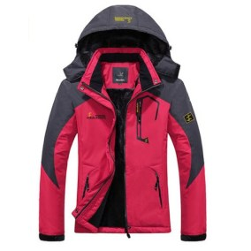 WantDo Women's Waterproof Mountain Jacke 4t