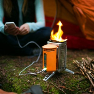 BioLite Wood Burning Campstove 1