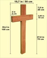 Enduring wooden crosses engraved, lasting grave markers ...