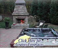 Fireplace and Hearth, Overhead Doors, Graves, Inc ...