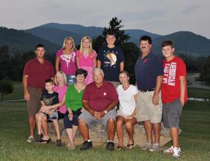 Graves Family Portrait