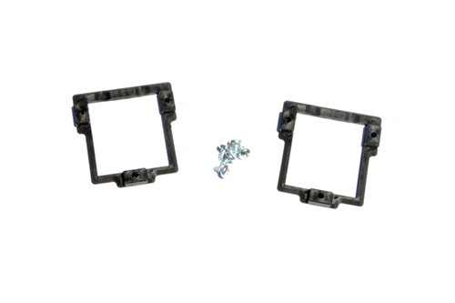 SFTYPEHIT17 Servo Frame Hitec HS225 Pair Remote Controlled