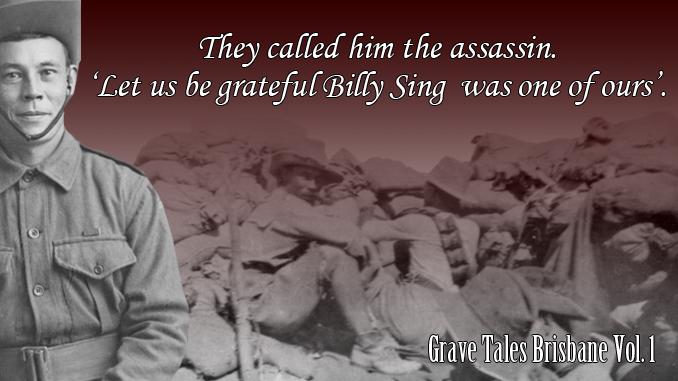 Billy Sing post