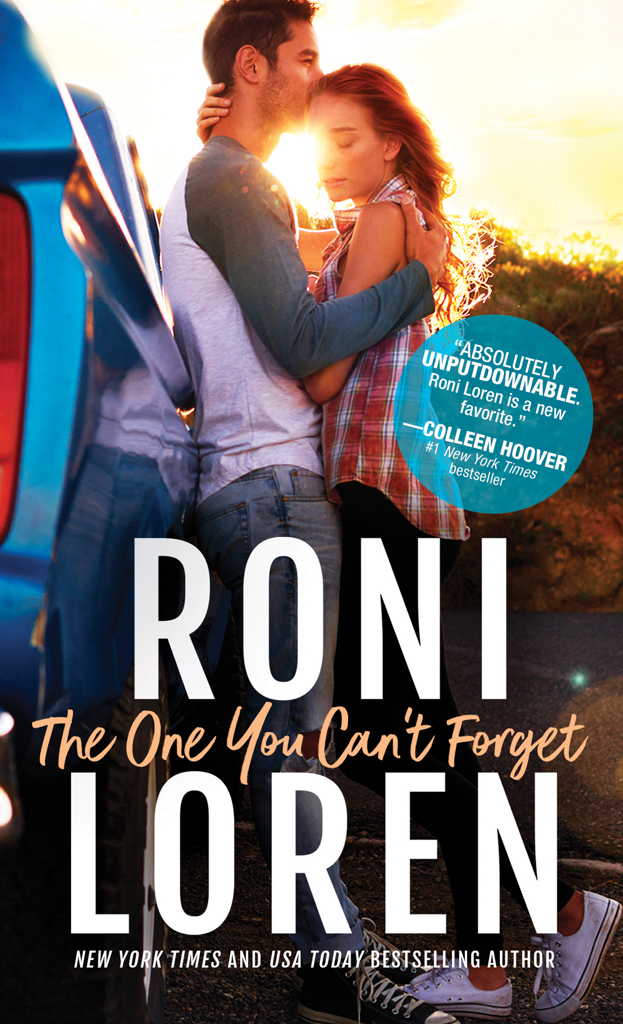 Spotlight & Excerpt: The One You Can't Forget by Roni Loren #BookReview