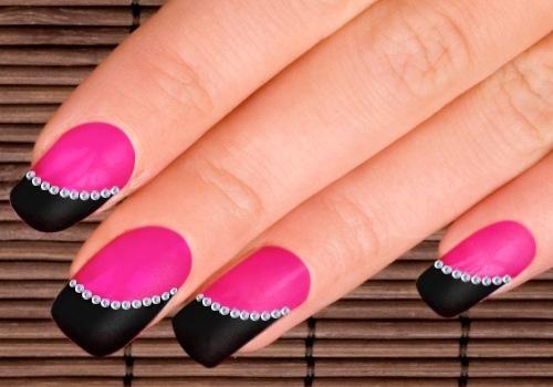 Dazzling Nail Art Design Ideas12
