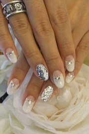 awesome wedding nail ideas