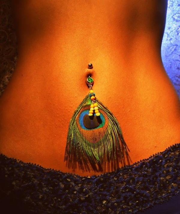 50 Awesome Belly Button Piercing Ideas That Are Cool Right