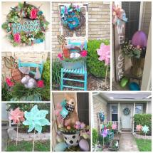 Simple Easter Porch Decor Ideas 'll Love